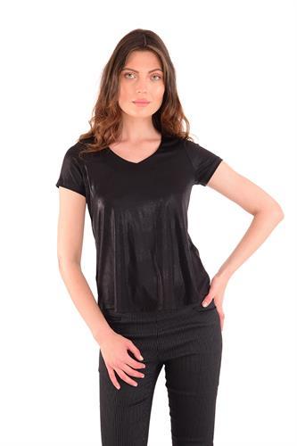חולצה ליבי שחור
