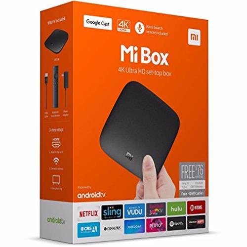 סטרימר Xiaomi Mi Box 3 4K שיאומי