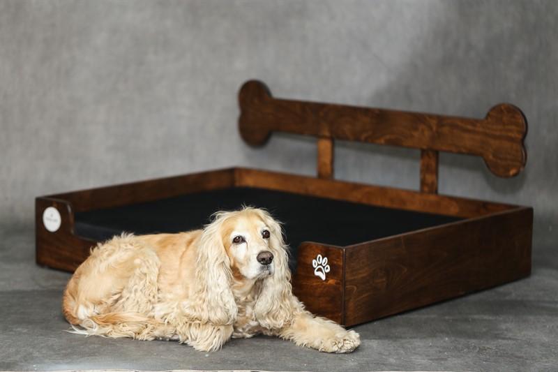 מיטה לכלב- בונזי XL חום