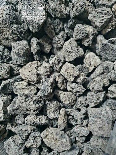 אבן שחור שקית