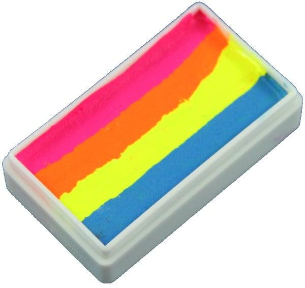 קשת טאג נאון 30 גרם 4 צבעים
