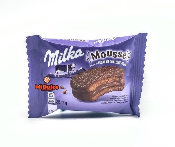 מילקה אלפחור מוס שוקולד