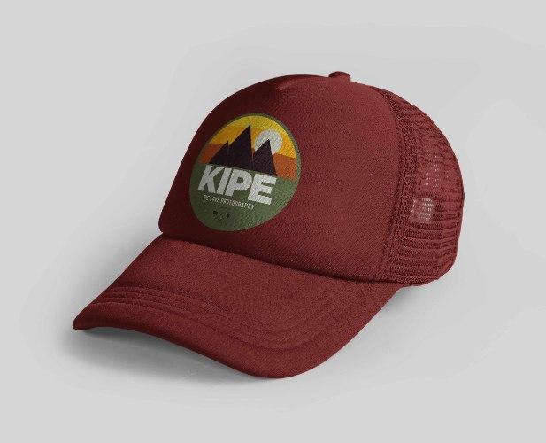 50 כובעי רשת מודפסים