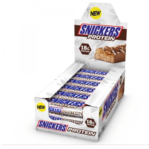 18 יח חטיפי חלבון סניקרס-by snickers