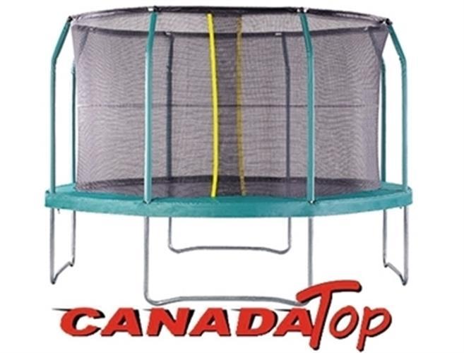 טרמפולינה 4.2 מ' 14 פיט CANADA-TOP
