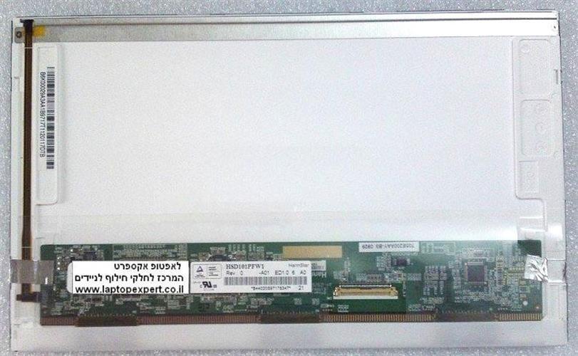 החלפת מסך למחשב נייד HSD101PFW1 1024*600 Glossy LED 40 pin