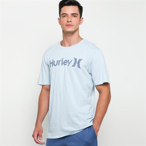 HURLEY ONE&ONLY PUSH THRU - LT. BLUE