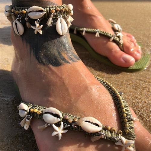 אוקיאנוס זית+צמיד שורה אחת מתנה