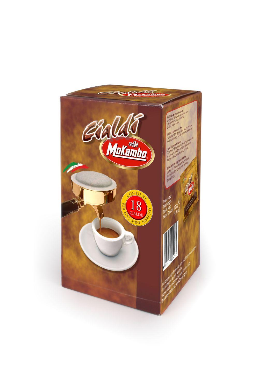 פודים מוקמבו 18 יח - Mokambo Espresso