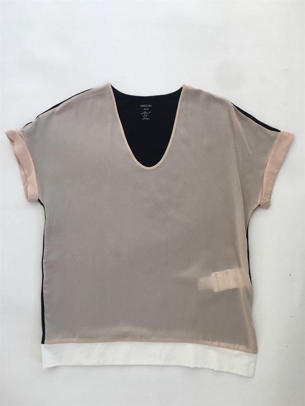 חולצת משי ניוד MARCCAIN