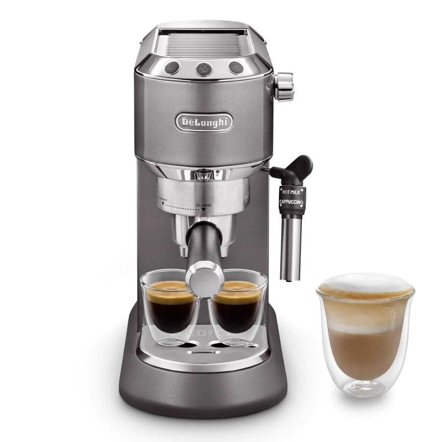עותק של DeLonghi מכונת קפה ידנית במהדורה מיוחדת דגם EC785.GY
