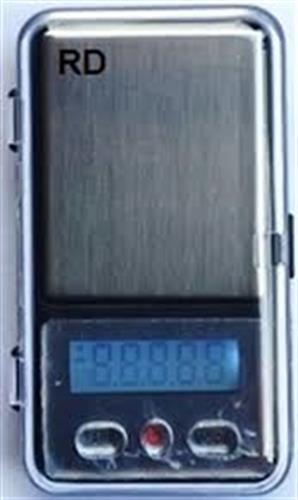 משקל כיס דיגיטלי 0.01 עד 200 גרם גודל קופסת גפרורים