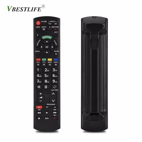 שלט מותאם מקורי המתאים לטלוויזיות פנסוניק-LCD/LED/HD/3D TV panasonic.