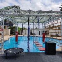 Switch Extreme Pool - מתקן לבריכה ביתית גדולה
