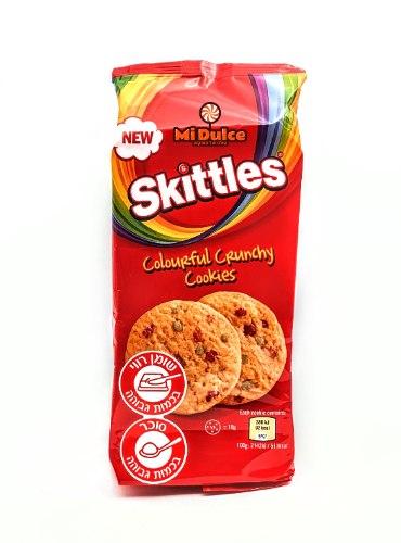 Skittles Cookies