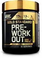 OPTIMUM GOLD PRE-WORKOUT | תוסף קדם אימון של אופטימום