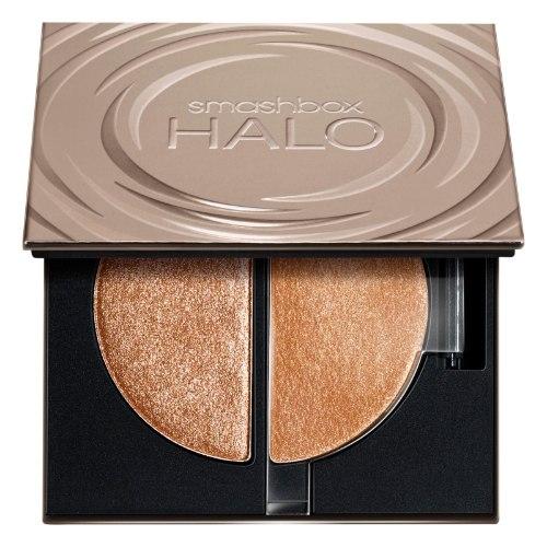 פלטת הארות למראה זוהר - גוון זהב פנינה - Halo Glow Highlighter Duo - Golden Pear