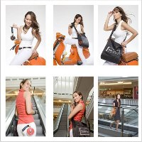 יו יו תיק קניות רב פעמי הקטן בעולם- B-YOYO