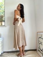 חצאית מעטפת קוסטה ריקה פרחונית