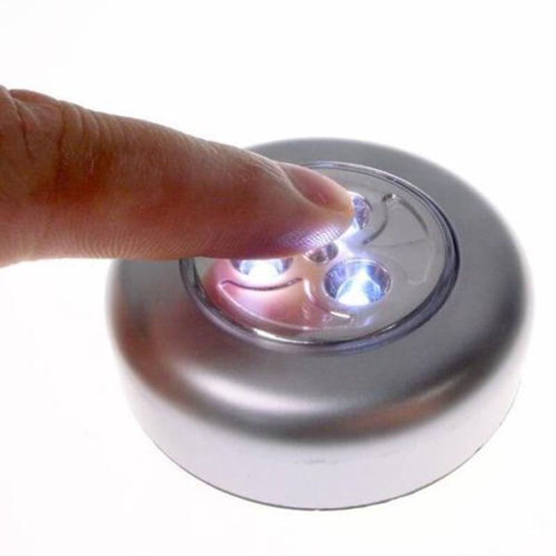 מנורת LED A3 איכותית לשימוש אוניברסלי, נדבקת בקלות.