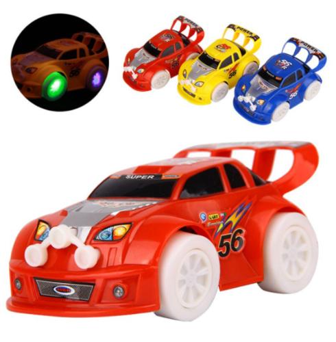 מכונית מירוץ משולבת