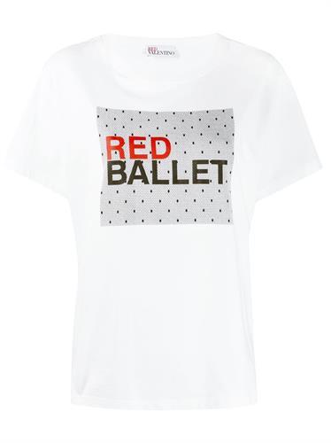 חולצה t-shirt RED VALENTINO