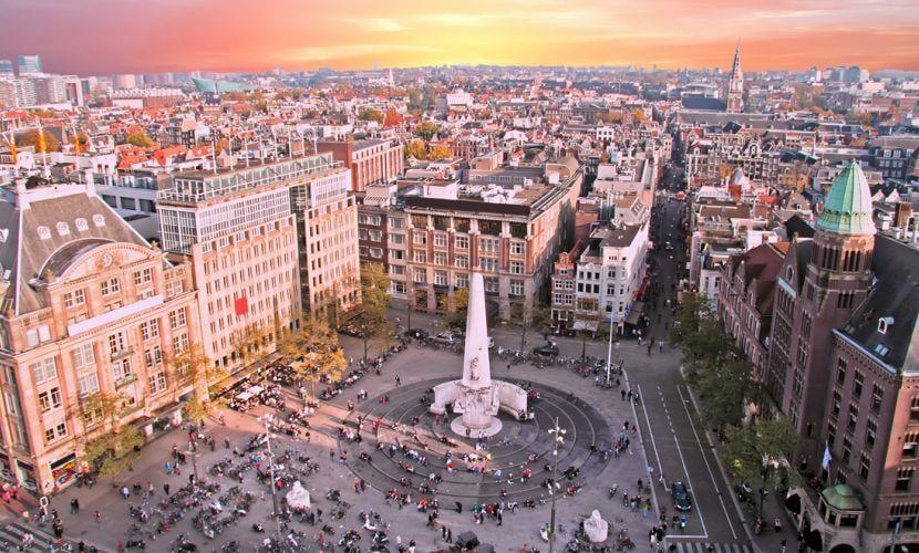 אמסטרדם מהערים המתוירות בעולם