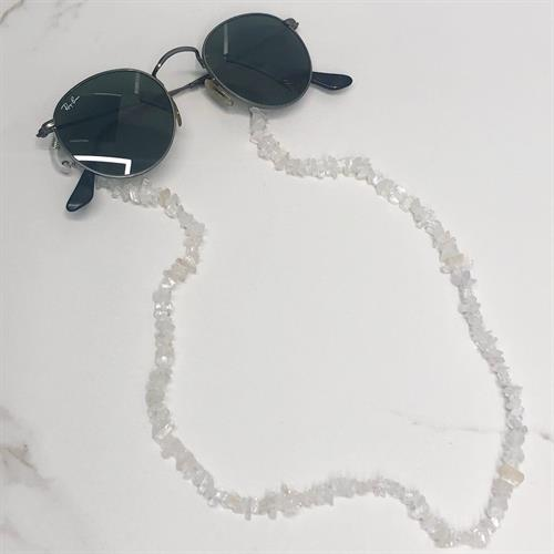 שרשרת משקפיים קוורץ