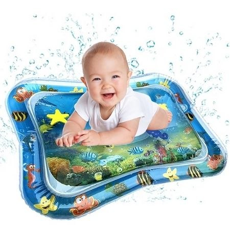 מזרן מים לתינוקות - להתפתחות בריאה וחזקה