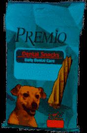 פרמיו חטיף דנטלי לכלב מגזע בינוני 180 גרם