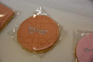 Set Dior Logo + texture