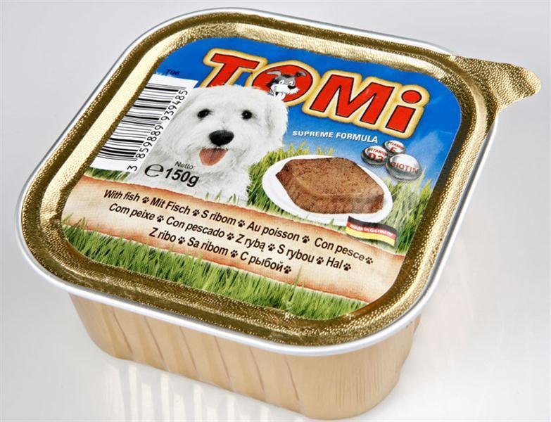 TOMI מעדן פטה דגים