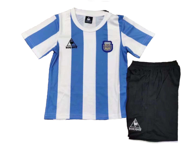חליפת ילדים ארגנטינה 1986 - מראדונה