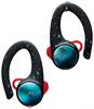 שחור - אוזניות ספורט אלחוטיות Plantronics BackBeat FIT 3100