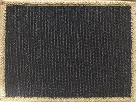 פאץ' דגל ישראל – חום חאקי  שחור למדים כובעים חולצות ותיקים