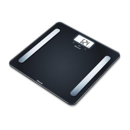 משקל דיאגנוסטי מסוגנן מזכוכית Beurer BF600