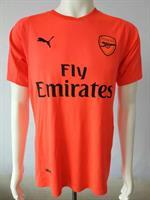חליפת שוער ארסנל (חולצה קצרה)