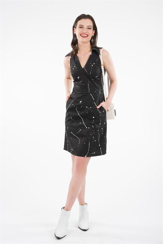 שמלה טניס קולר