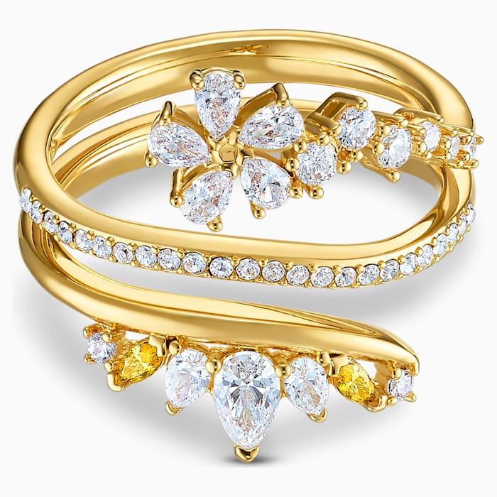 טבעת SWAROVSKI קולקציית BOTANICAL