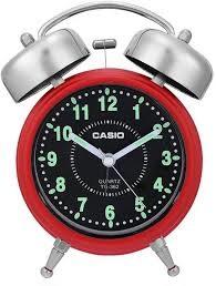 שעון מעורר רטרו מהודר  CASIO TQ-362-4ADF