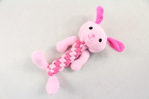 צעצוע בובה על חבל- שפן