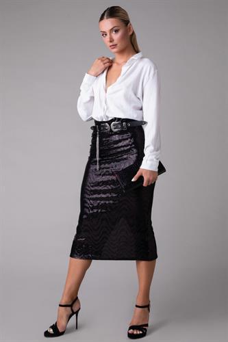 חצאית ערב  עיפרון לורקס
