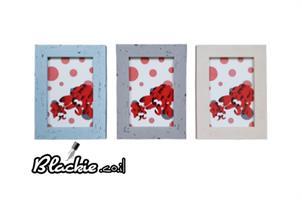 """הדפס גראפי """"דפוס"""" טריפל בחר 3 תמונות 19×15"""