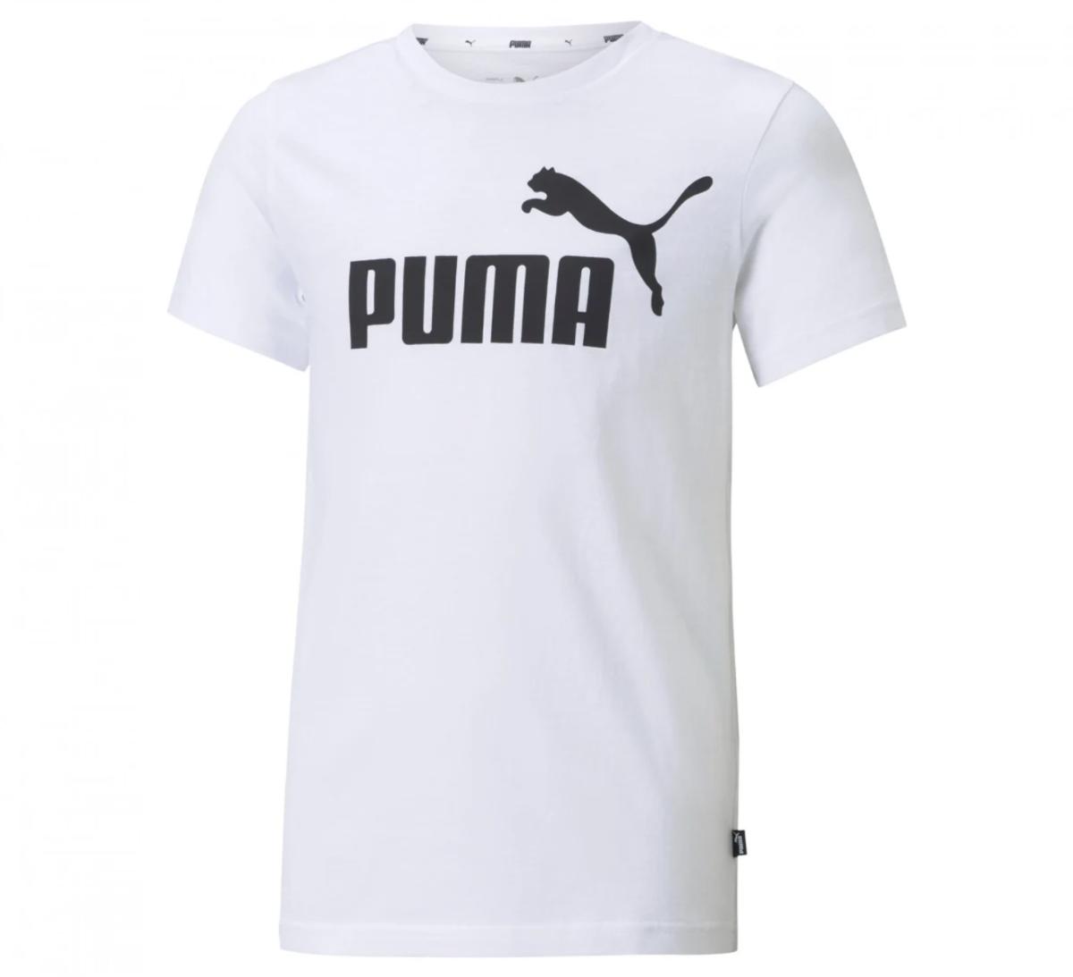 טישירט PUMA לבנה - 1-6 שנים