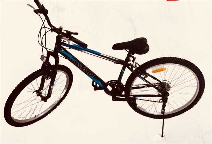 אופני הרים בולם קדמי