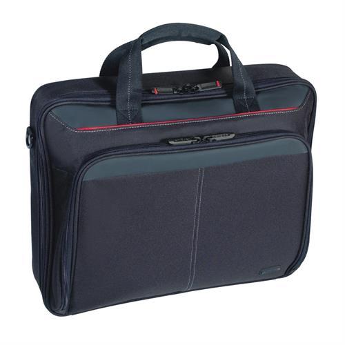 """תיק צד למחשב נייד Targus Classic 15-16"""" Clamshell Case - Black - CN31"""