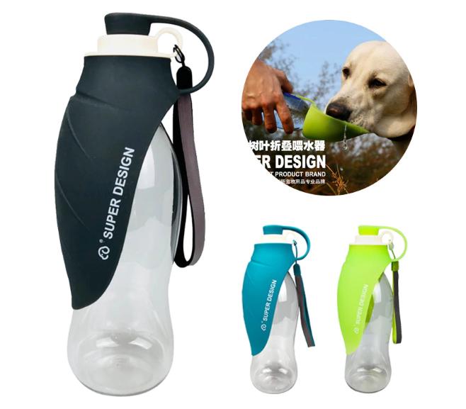 Waggy Bottle הבקבוק המושלם לבעלי כלבים