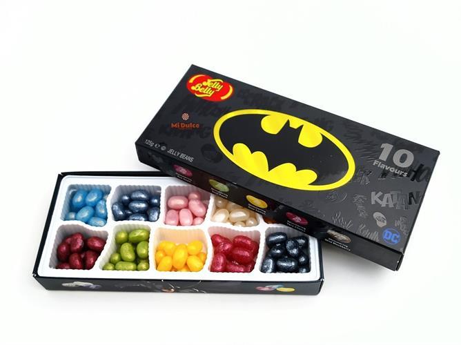 Jelly Belly מהדורת באטמן 10 טעמים!