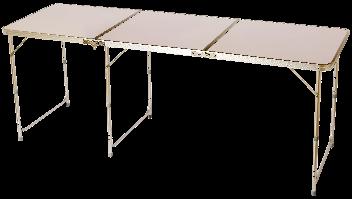 מבצע ראש השנה - שולחן מתקפל + 6 כיסאות