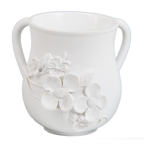 """נטלת פוליריזין מהודרת - פרחים 14 ס""""מ"""